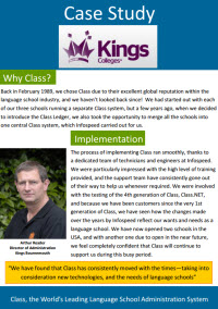 Kings Colleges Case Study Thumbnail